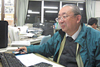 酒井光夫 ( 部長 )