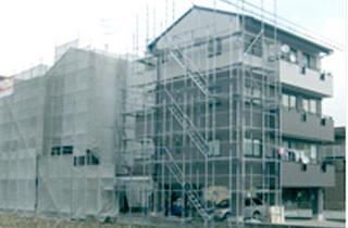 北名古屋市トリニティー高田寺大規模修繕工事
